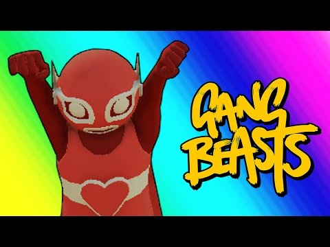 Thumbnail: Gang Beasts Funny Moments - Lover Boy!