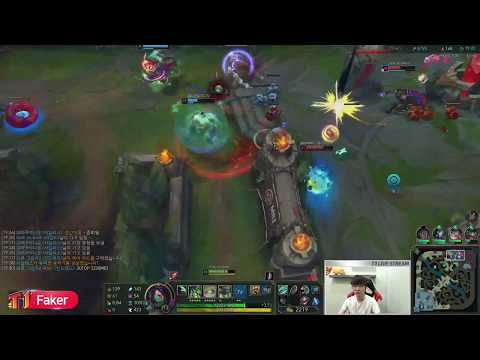 How to build Akali with Faker part 9.10