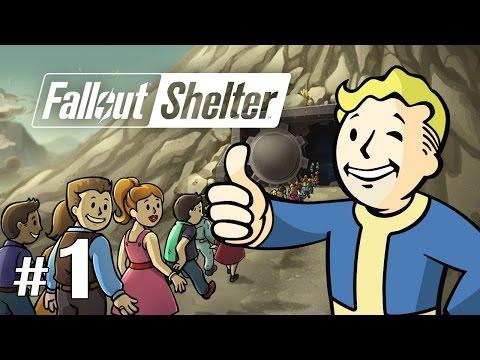 Fallout Shelter - PC (ПК) версия - Часть 1
