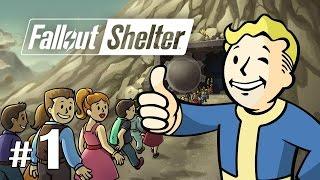 Первый взгляд (ч. 1) - Fallout Shelter - #1