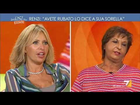Le critiche a Matteo Renzi per la frase 'Voi avete rubato lo dice a sua sorella'
