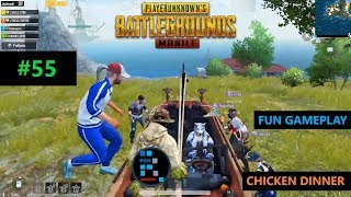 "[Hindi] PUBG MOBILE | ""17 KILLS"" AMAZING DUO VS SQUAD SITUATION CHICKEN DINNER"