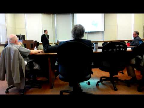 Master Degree Deffence, Forestry, UNB. Mike. Part2