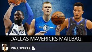 Download Dallas Mavericks Mailbag: Kristaps Porzingis, Mavs Playoff Odds & Tim Hardaway Jr.'s Impact Mp3 and Videos