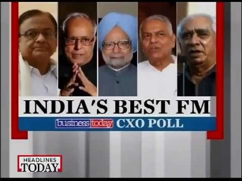 Who has been the best Finance Minister for India? Debate - Devinder Sharma
