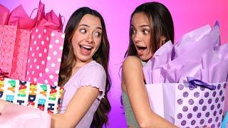Twin Birthday Gift Swap 2021 - Merrell Twins