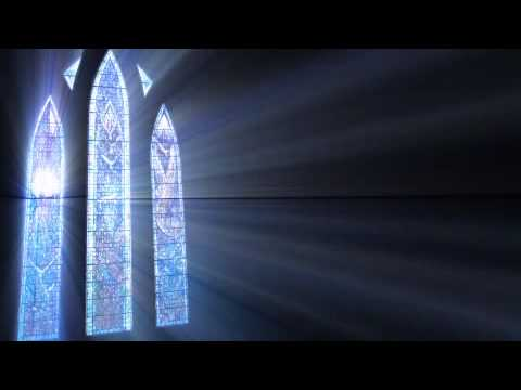 Church Stained Glass Windows Effect