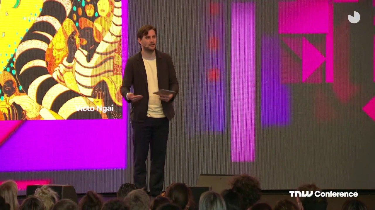 Download Nalden (WeTransfer): Sharing is Caring   TNW Conference 2017