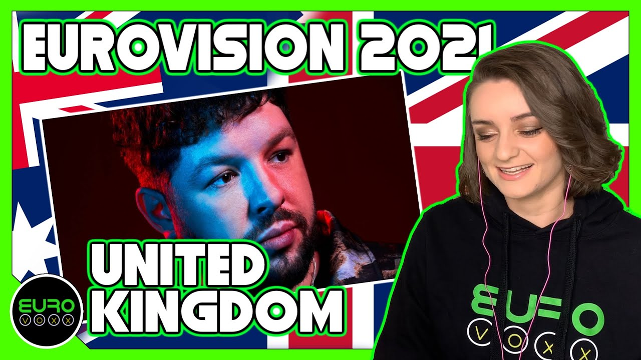 AUSTRALIAN GIRL REACTS TO JAMES NEWMAN - EMBERS // UK EUROVISION 2021 REACTION