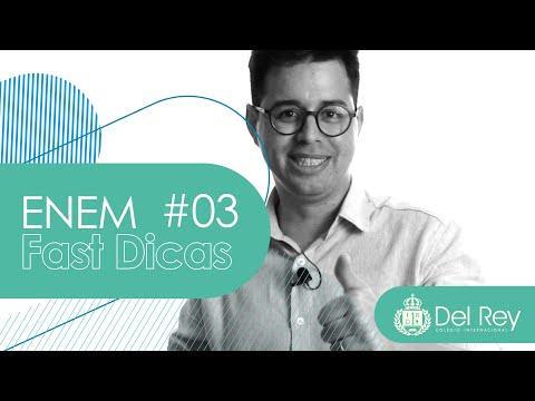 FAST DICAS #3 ENEM