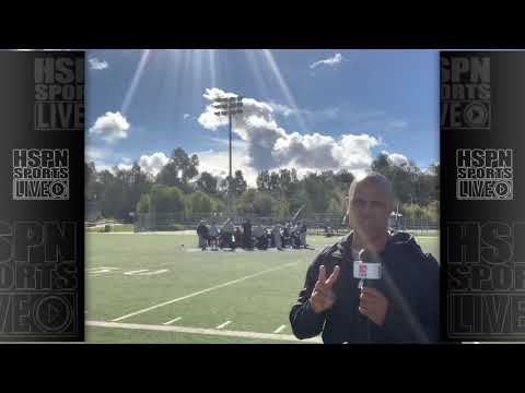 DAVID HILL LINFIELD FOOTBALL PRACTICE - LIVE HIGH SCHOOL FOOTBALL BROADCAST & LIVE STREAM