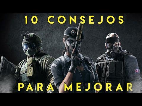 CONSEJOS RAINBOW SIX SIEGE PARA PRINCIPIANTES | ESPAÑOL |