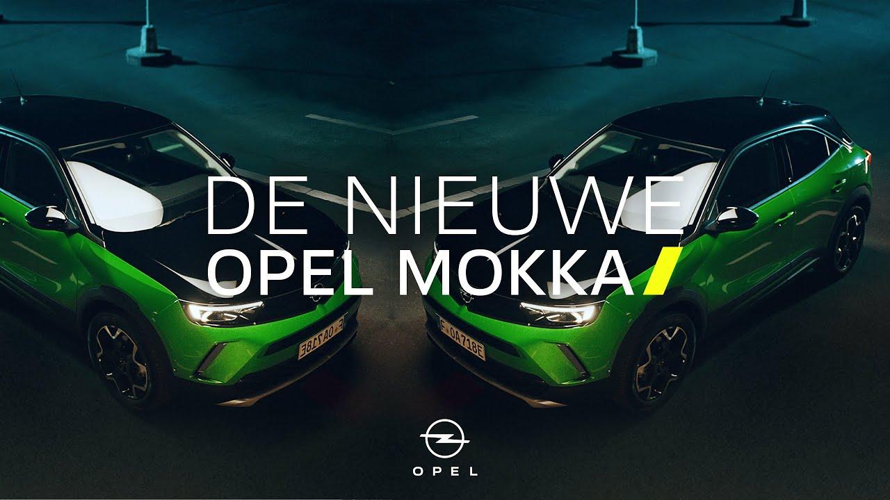 De nieuwe Opel Mokka
