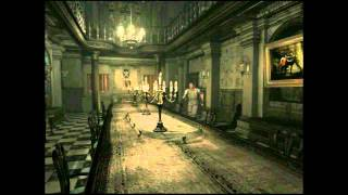 Resident Evil Remake Chris Hard Mode Speedrun on PC Dolphin Emulator Full Speed PART 1