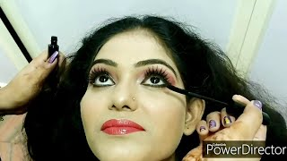 Real HD engagement makeup// step by step easy & simple method// from Khushi makeovers