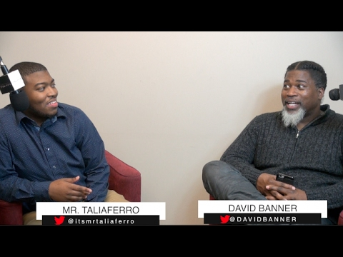 David Banner Interview:Talks His Life,America Not Meant For Black People, Donald Trump, Barack Obama