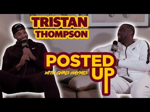 Tristan Thompson joins Posted Up with Chris Haynes: A Yahoo Sports Podcast