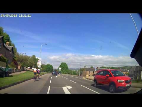 25.5.2018/01 Muir of Ord - Dornoch Firth Bridge