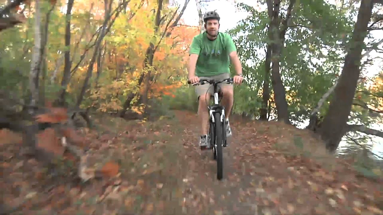 Montague Swissbike X50 Folding Bike Youtube