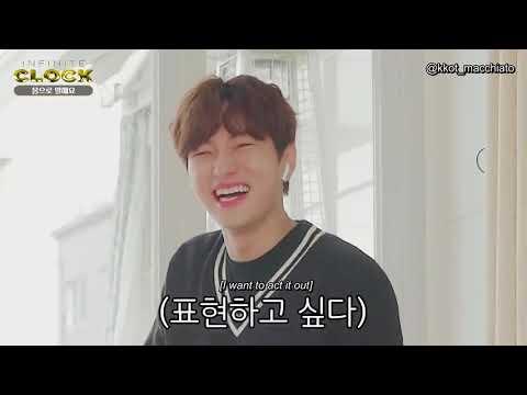 "[ENG SUBS] INFINITE ""CLOCK"" Ep 2 Part 1/2"