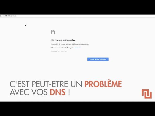 Un Probleme Pour Acceder Au Web Changez Vos Dns Tech Numerama