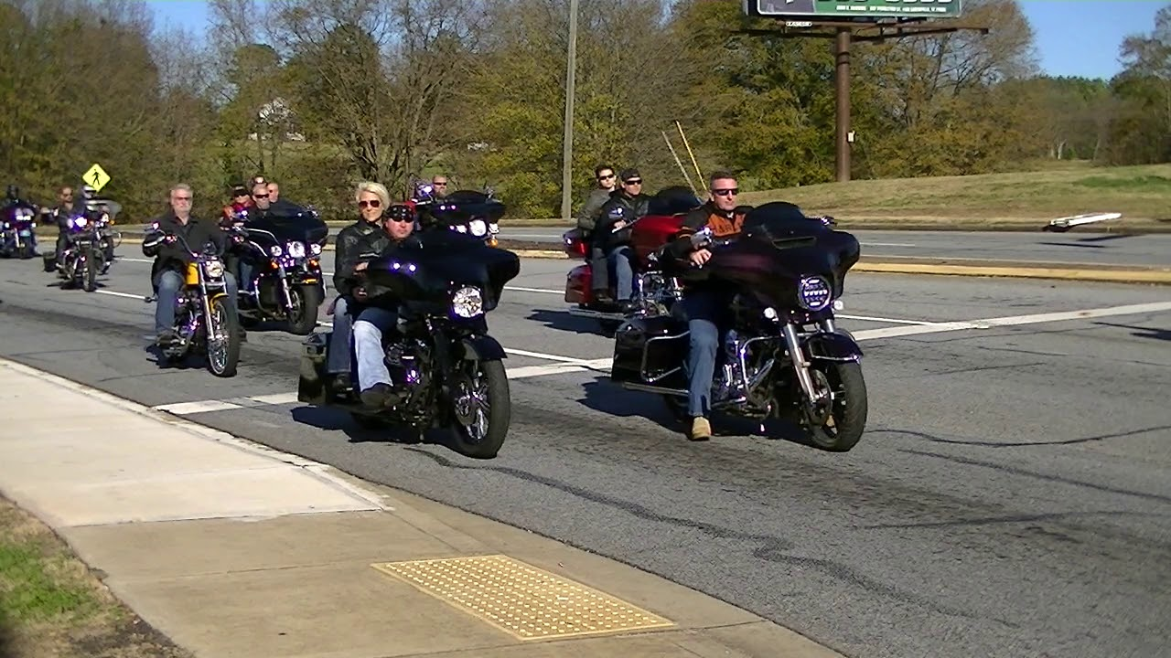 Toys For Tots Anderson Sc 12 1 2019 Youtube