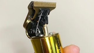 HOW TO ZERO GAP THE GOLD TRIMMER