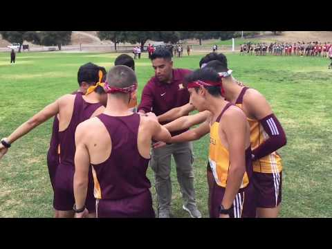 🐾 Hartnell USA 🐾 - XC NorCal Men's Championship 2017