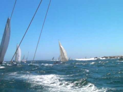 Mykonos Offshore Regatta 2011, South Africa