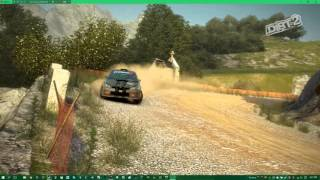 DiRT 2 PC Gameplay Ep.1 | Rally Stage #1 - Croatia [HD]