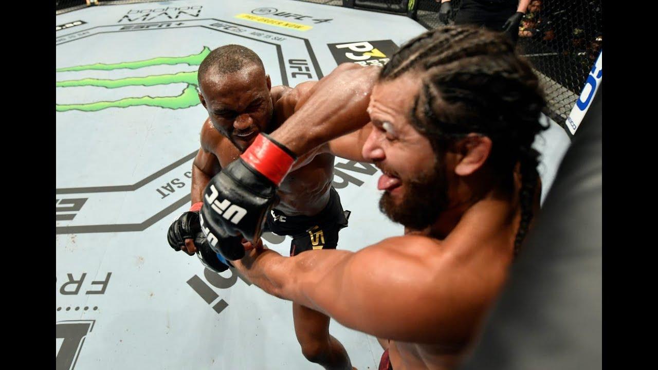 Anatomy of UFC 251: Fight Island - Kamaru Usman vs Jorge Masvidal (Final Chapter)