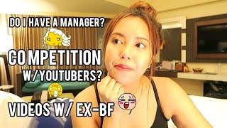 ask say in bohol competition vs youtubers managers ex bf saytioco