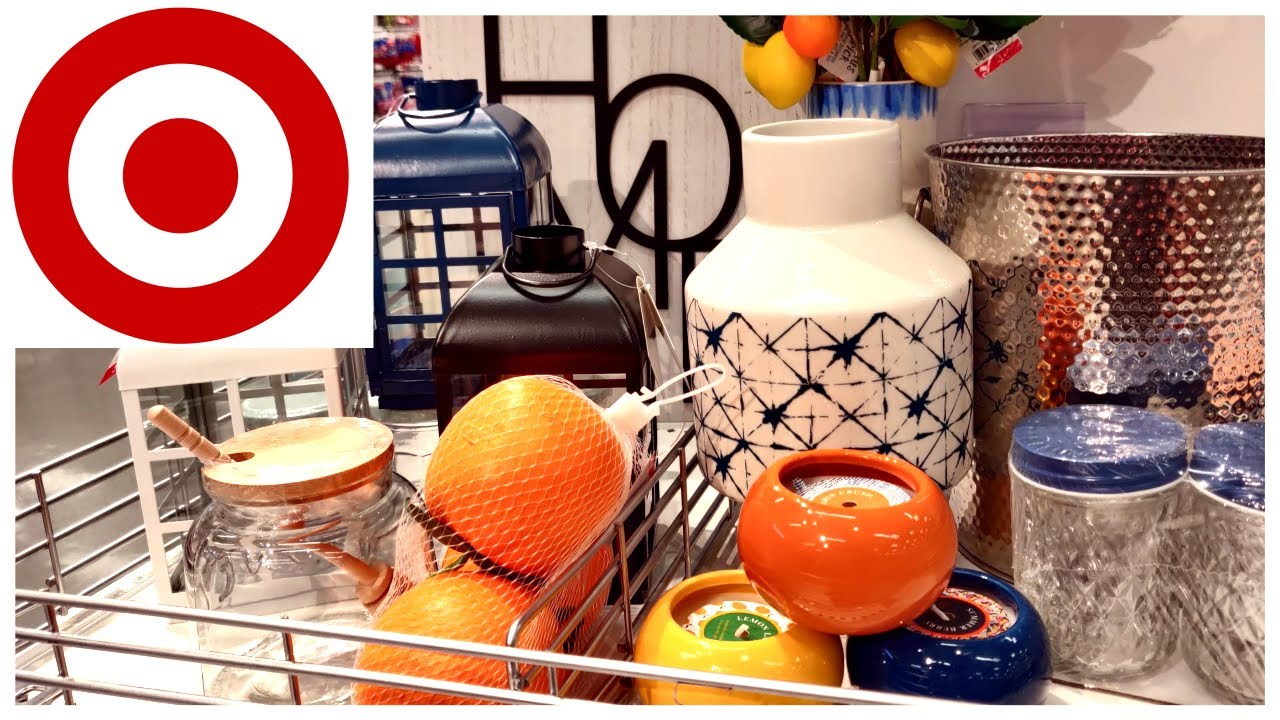 NEW TARGET DOLLAR SPOT DECOR & BACK TO SCHOOL ITEMS