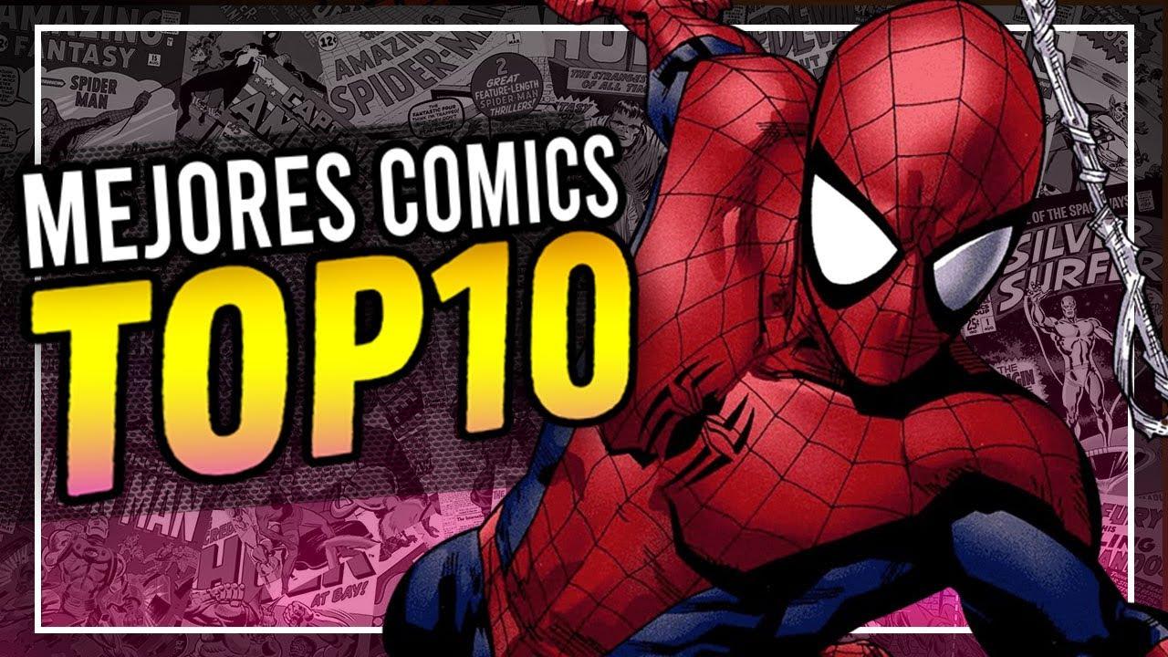 SPIDER-MAN: Top 10 Mejores Cómics