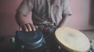 Teknik Main Kendang Sunda Pake Tam-tam Persi Master Boronot
