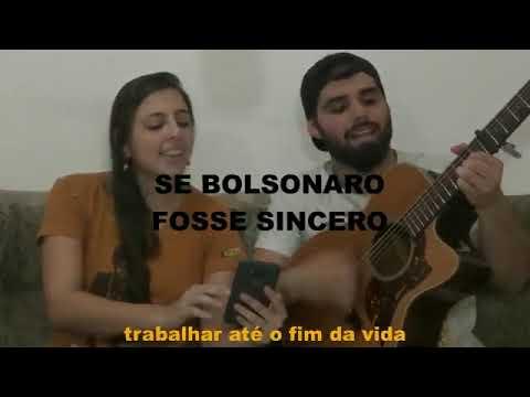 Deputada federal do RN grava vídeo cantando em crítica a Bolsonaro e a Nova Previdência