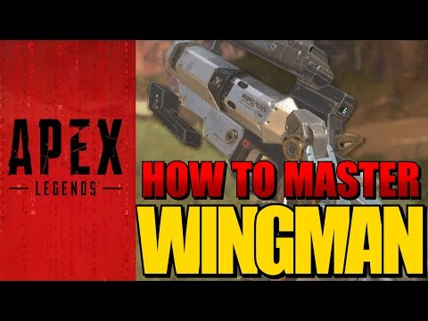 How to Master the Wingman and IMPROVE YOUR AIM - Apex Legends