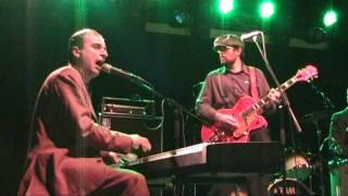 ANTONIO SORGENTONE AND HIS NIGHT CLUBBERS-great balls of fire-circolo degli artisti-23-11-2011