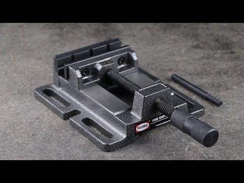 Машинные тиски PROMA SVP-100