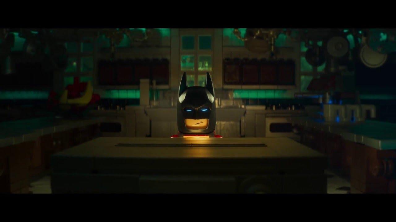 Η Ταινία LEGO Batman (The LEGO Batman Movie) - Batcave Teaser Trailer