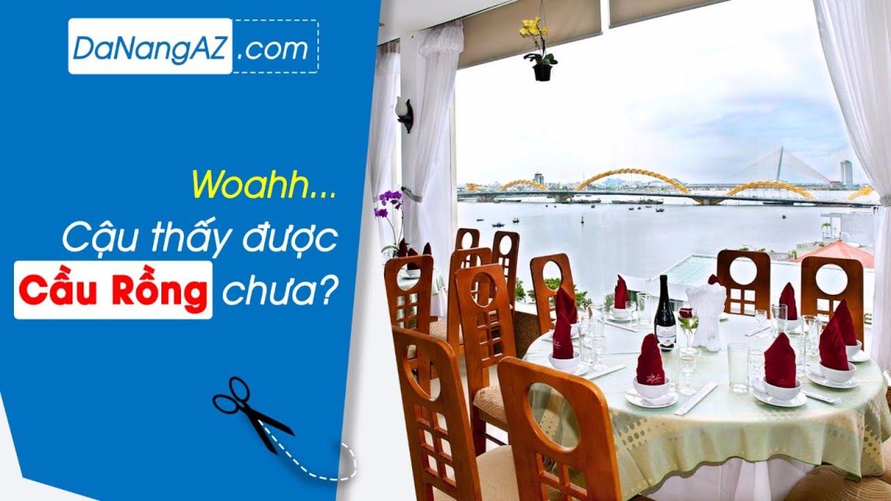 Choáng Ngợp với Top 5 Khách Sạn 3 Sao Đà Nẵng Có Nhà Hàng View Cực Đẹp Từ Trên Cao