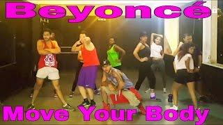 Beyoncé Move Your Body Zumba