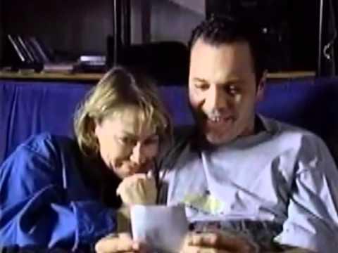 Eastenders - David and Carol - 5th November 1996
