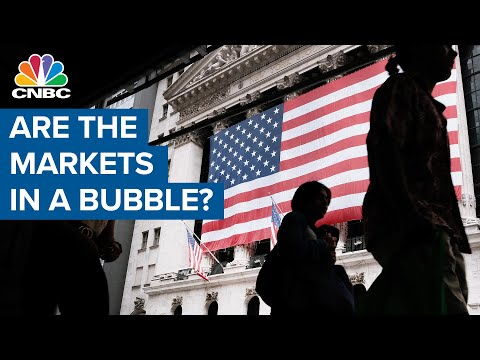 Are the markets in a bubble?