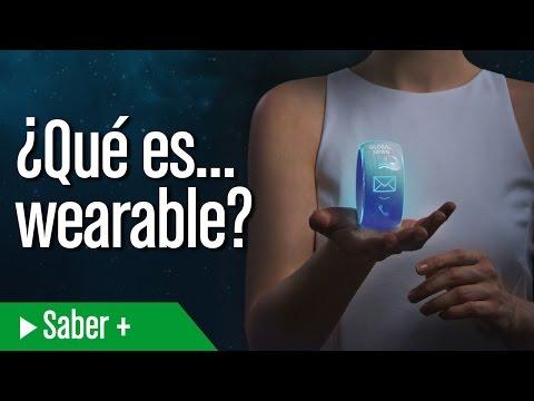 ¿Qué es un wearable?