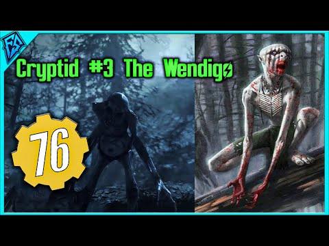 Fallout 76 West Virginia Folklore | Cryptid #3 - The Wendigo thumbnail