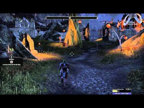 ESO Intro 2 Sorcerer Dual Weild Build