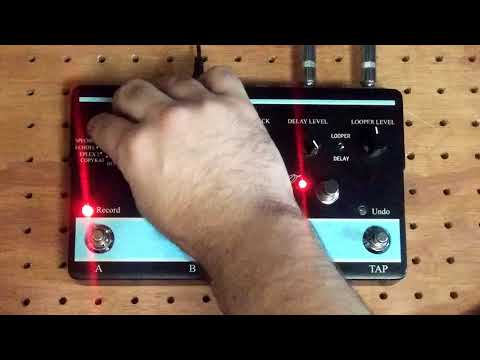 Alter Ego x4 Feedback Mod by Loophole Pedals