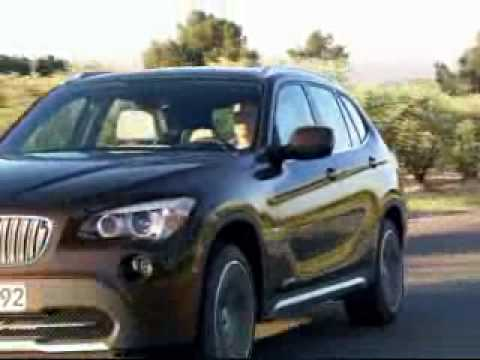BMW X1 SUV - Driving Shots 2