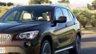 BMW X1 SUV - Driving Shots 2
